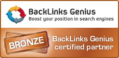 BackLinks Genius certified partner